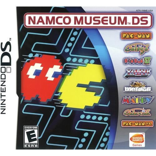 Namco Museum - Nintendo DS [Disc, Nintendo DS]