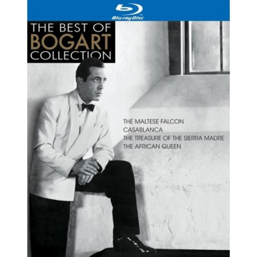 The Best of Bogart Collection [4 Discs] [Blu-ray]
