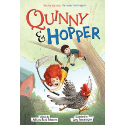 Quinny & Hopper (Quinny & Hopper Series #1)