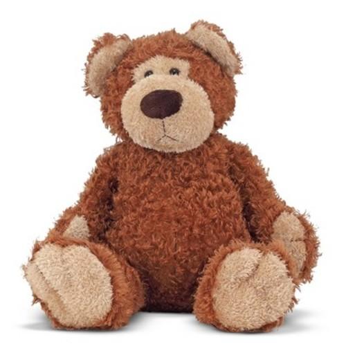 Melissa & Doug Big Roscoe Bear Stuffed Animal