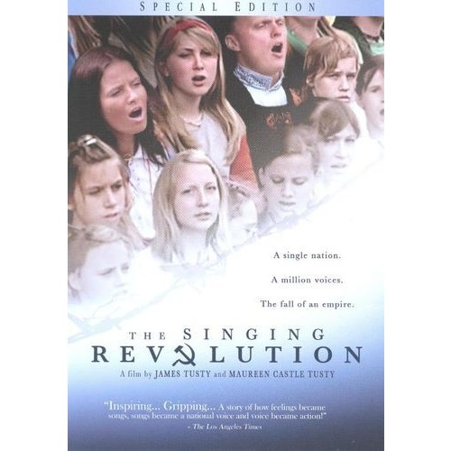 The Singing Revolution [DVD] [2007]