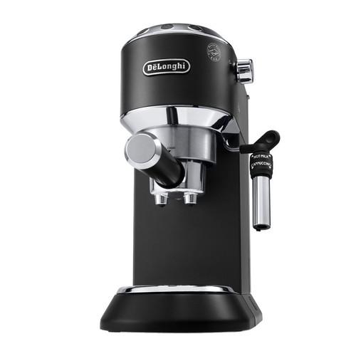 DeLonghi Dedica Deluxe 15-Bar Pump Espresso \u0026 Cappuccino Make