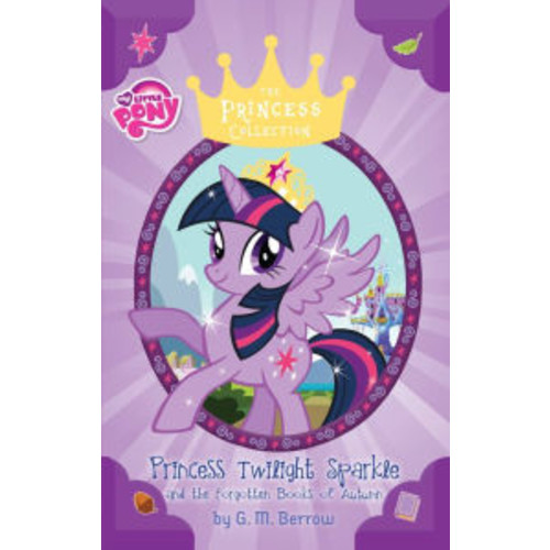 My Little Pony: Twilight Sparkle and the Forgotten Books of Autumn