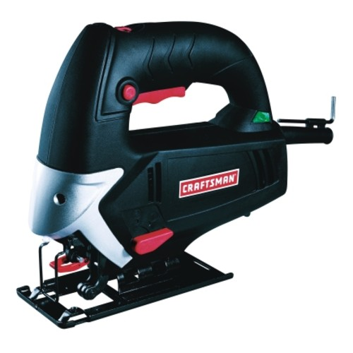 Craftsman Corded Jig Saw 5 amps 3 000 spm(92190)