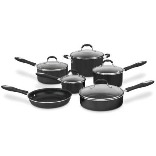 Cuisinart Advantage Nonstick 11-Piece Cookware Set
