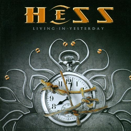 Living In Yesterday By Hess (Audio CD)