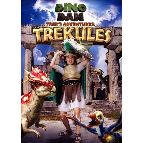 Dino Dan: Trekules [DVD]