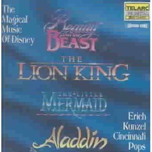 Magical Music Of Disney CD (1995)