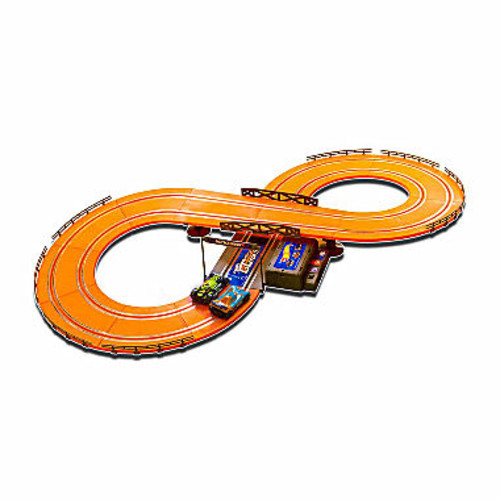 Hot Wheels Battery Operated 9.3 ft. Slot Track