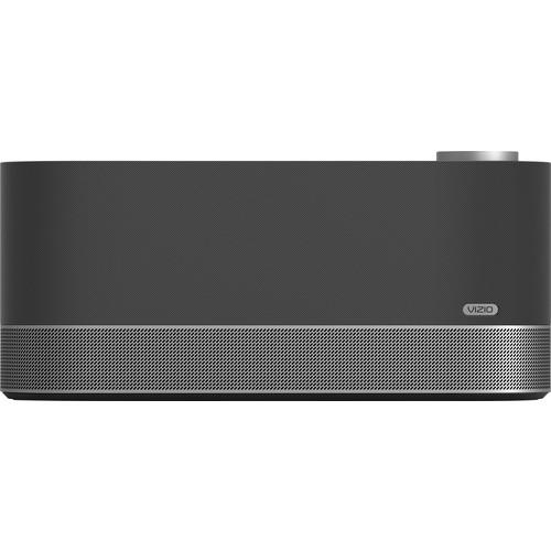 VIZIO - SmartCast Crave Pro Wireless Speaker for Streaming Music - Silver/Gray