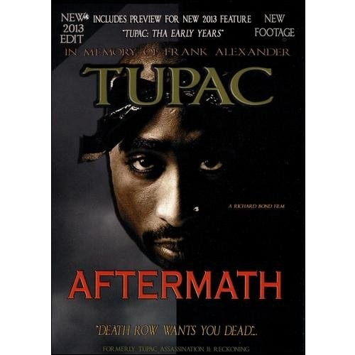 Music Video Distributors Tupac: Aftermath