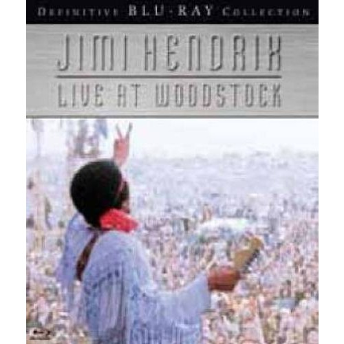 Live at Woodstock [Blu-Ray] [Blu-Ray Disc]