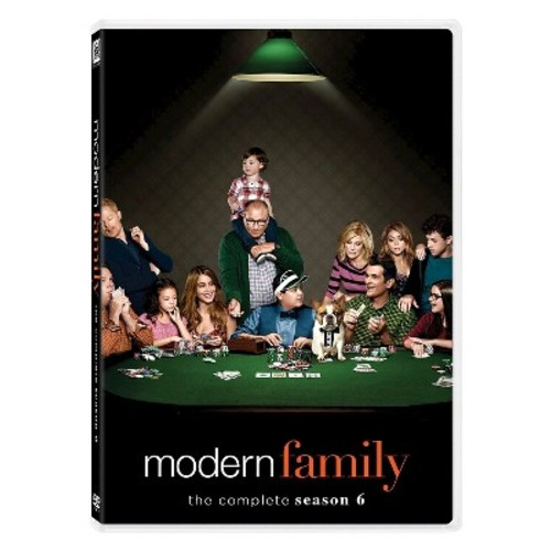 Modern Family: The Complete Sixth Season [3 Discs]