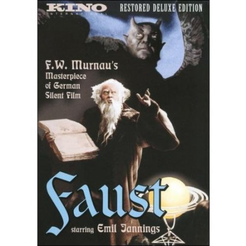 KINO INTERNATIONAL Faust