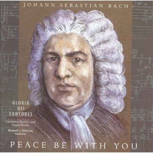Peace Be with You [CD]