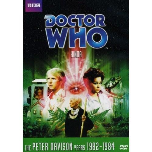 Doctor Who: Kinda [DVD]