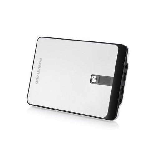 Poweradd Pilot Pro2 23000mAh Power Bank Portable Charger LCD Display 4.5A DC 3 Ports External Battery Charger for Macbook, Laptops, Smartphones and Tablets