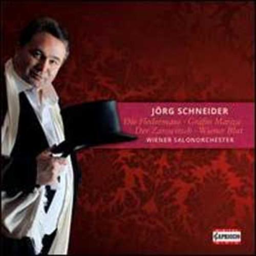 Jrg Schneider (Audio CD)
