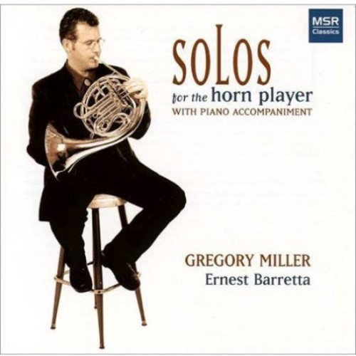 Solos for the Horn Player [CD]