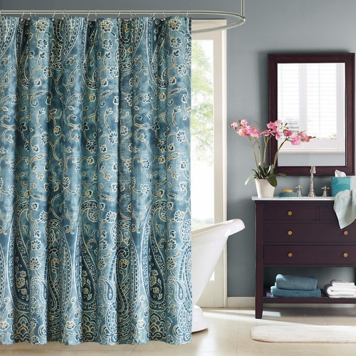 Windsor Fabric Shower Curtain