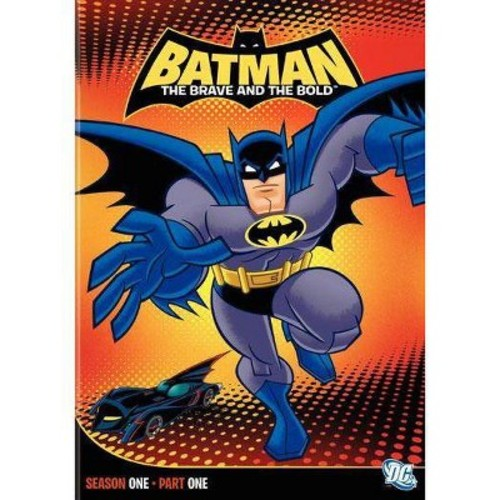 Batman:Brave and the bold s1 p1 (DVD)