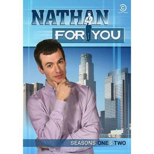 Nathan For You: Seasons One and Two (DVD)