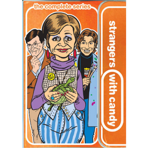 Strangers With Candy: The Complete Series (Full Frame)