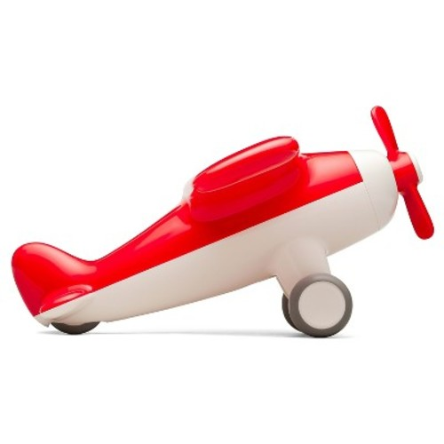 Kid O Airplane Toy - Red