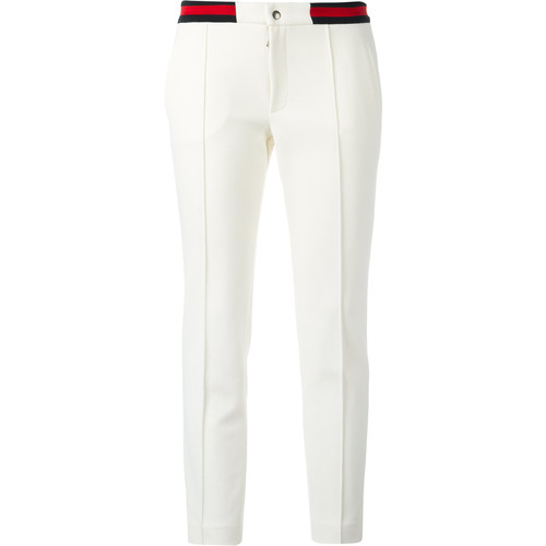 GUCCI Slim Fit Trousers