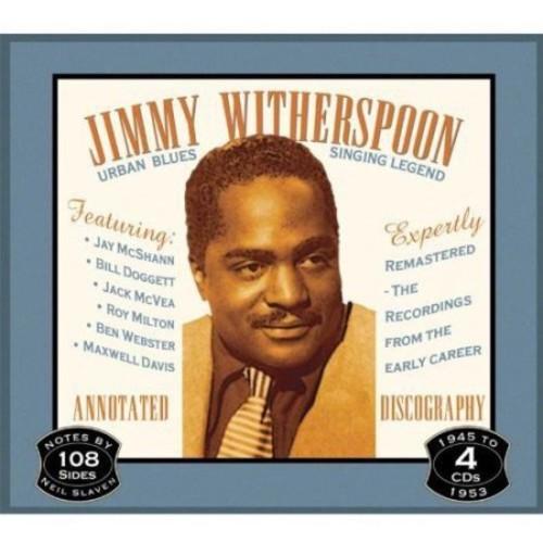 Urban Blues Singing Legend [Box Set] [CD]