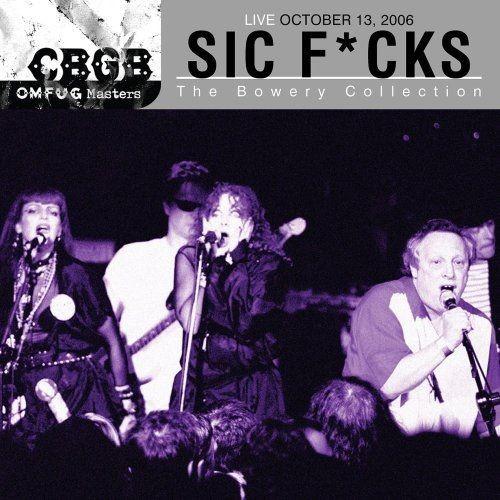 CBGB Omfug Master: Live October [CD]