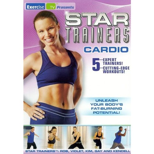 Star Trainers: Cardio [DVD]