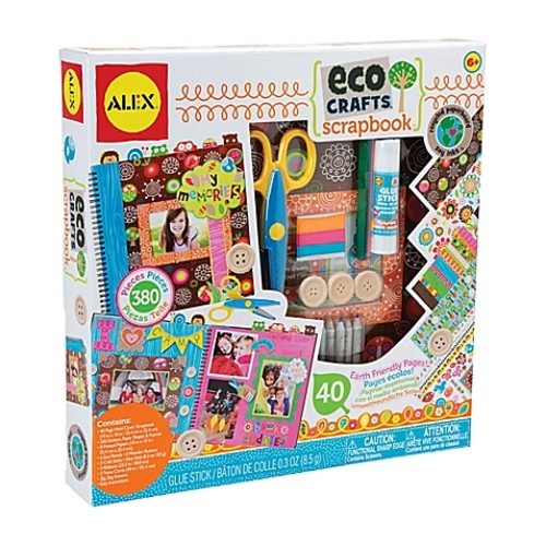ALEX Toys Eco Crafts Scrapbook