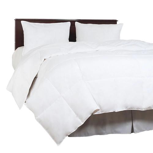 Down Blend Overfilled Bedding Comforter