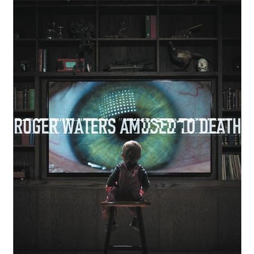 Amused to Death [CD/Blu-Ray] [CD & Blu-Ray]