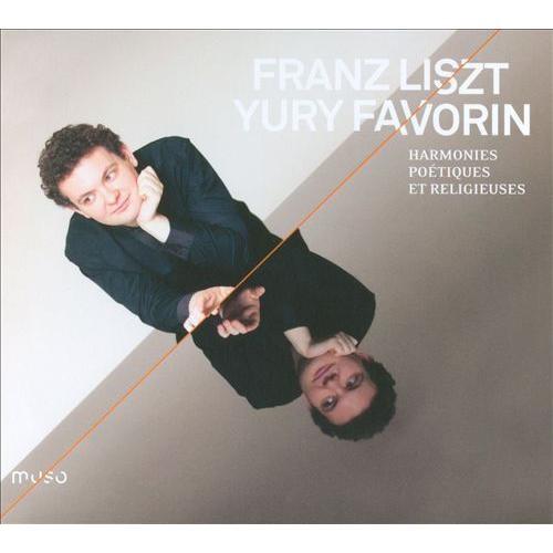 Harmonies Poetiques Et Religieuses-CD