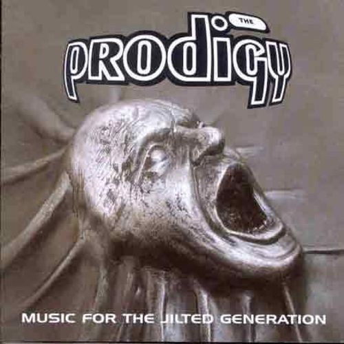The Prodigy - Music for the Jilted Generation [Audio CD]