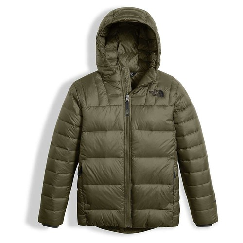 The North Face Boys' Double Down Hoodie