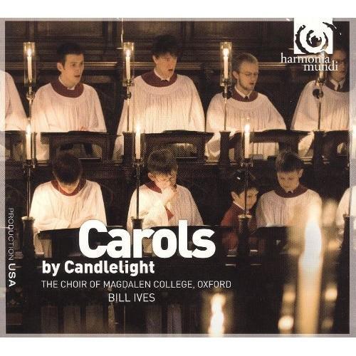 Carols by Candlelight [CD]