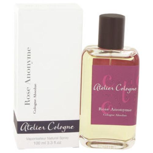 Atelier Cologne Pure Perfume Spray (unisex) 3.3 Oz Rose Anonyme Perfume By Atelier Cologne For Women