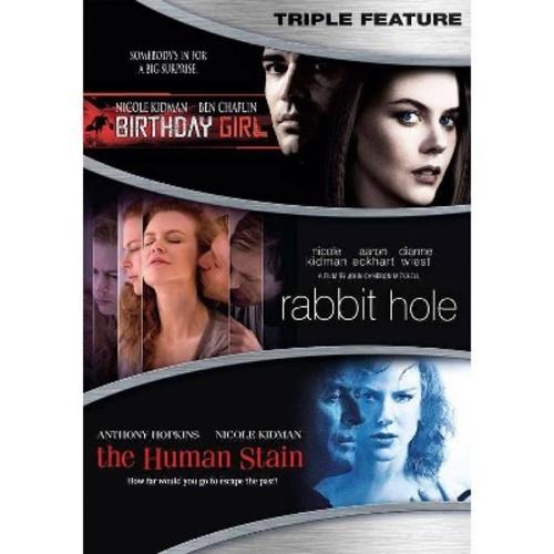 Nicole kidman triple feature (DVD)