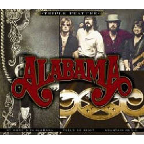 My Home's In Alabama/Feels So Right/Mountain Music [CD]