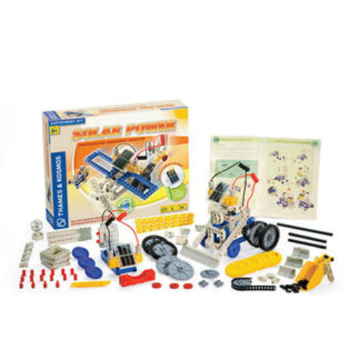 Thames & Kosmos Science Experiment Kit - Solar Power