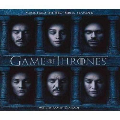 Ramin djawadi - Game of thrones:Season 6 (Osc) (CD)