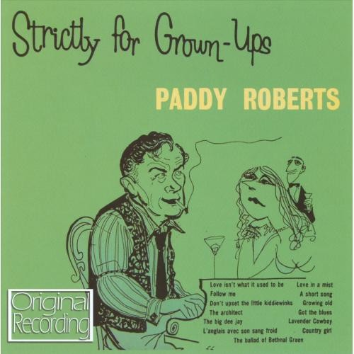 Strictly For Grown-Ups [CD]