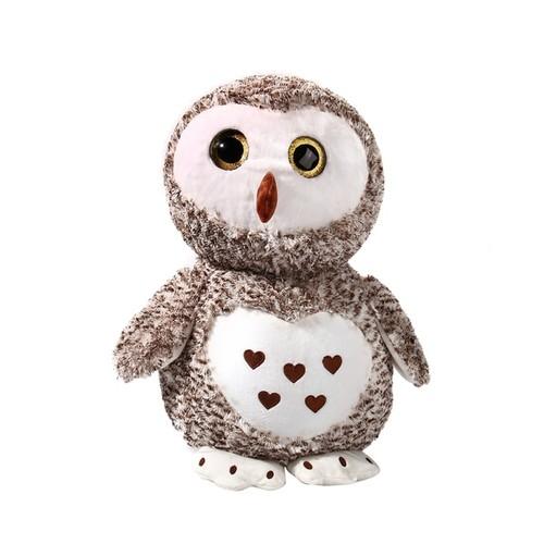 iPlush Nighty the Owl Plastic Inflatable Plush Toy