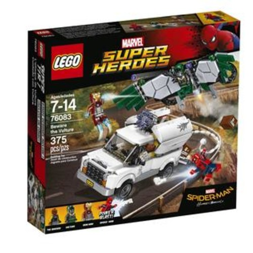 LEGO Super Heroes Marvel Spider-Man Beware the Vulture (76083)