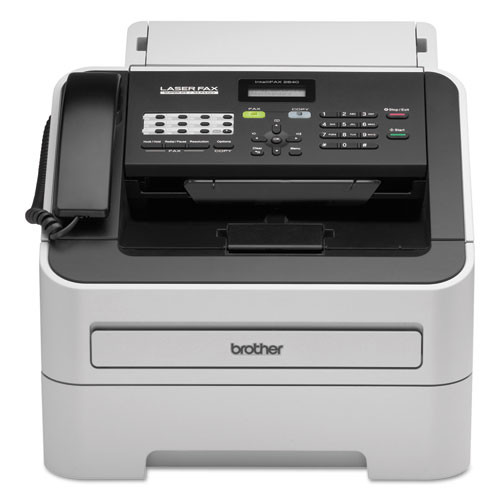 Brother FAX-2840 High Speed Mono Laser Fax Machine [FAX2840]