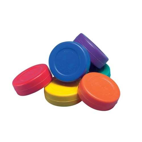 Sportime Systems 3 in Hok-E-Pucks, Set of 6