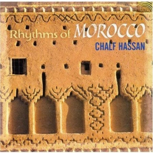 Rhythms Of Morocco CD (2005)
